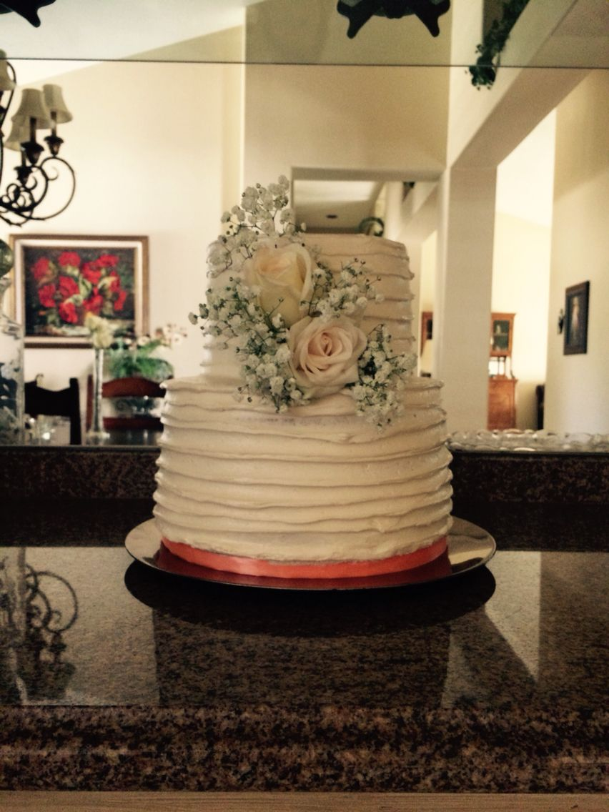 Wedding Cake For 50 60 People Wedding Wedding Cakes Cake