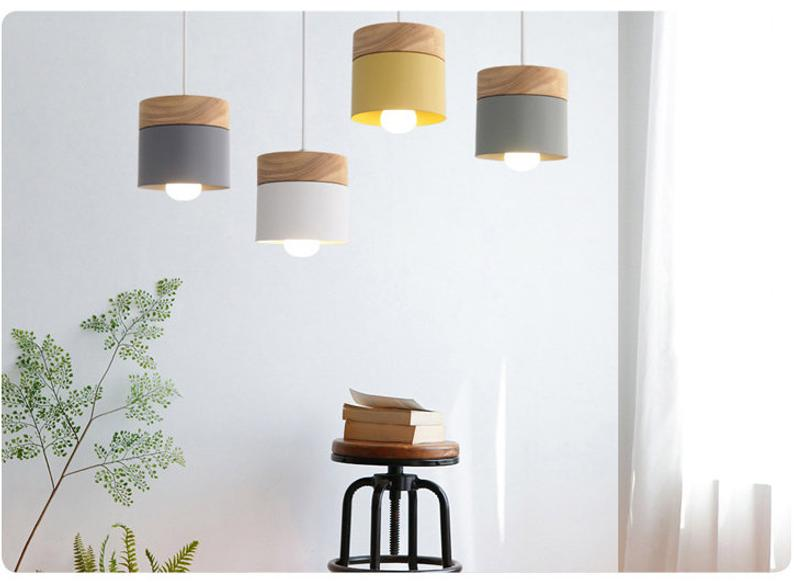 Nordic Wood Pendant Lights Dinning Area Lamps Pendant Lamps Etsy In 2020 Scandinavian Pendant Lighting Wood Pendant Light Glass Ball Pendant Lighting