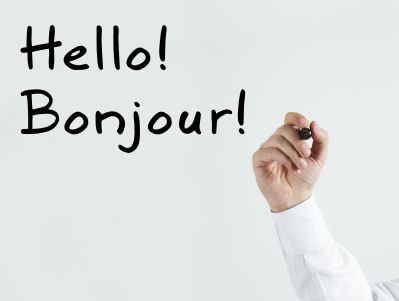 Image result for bilingual french