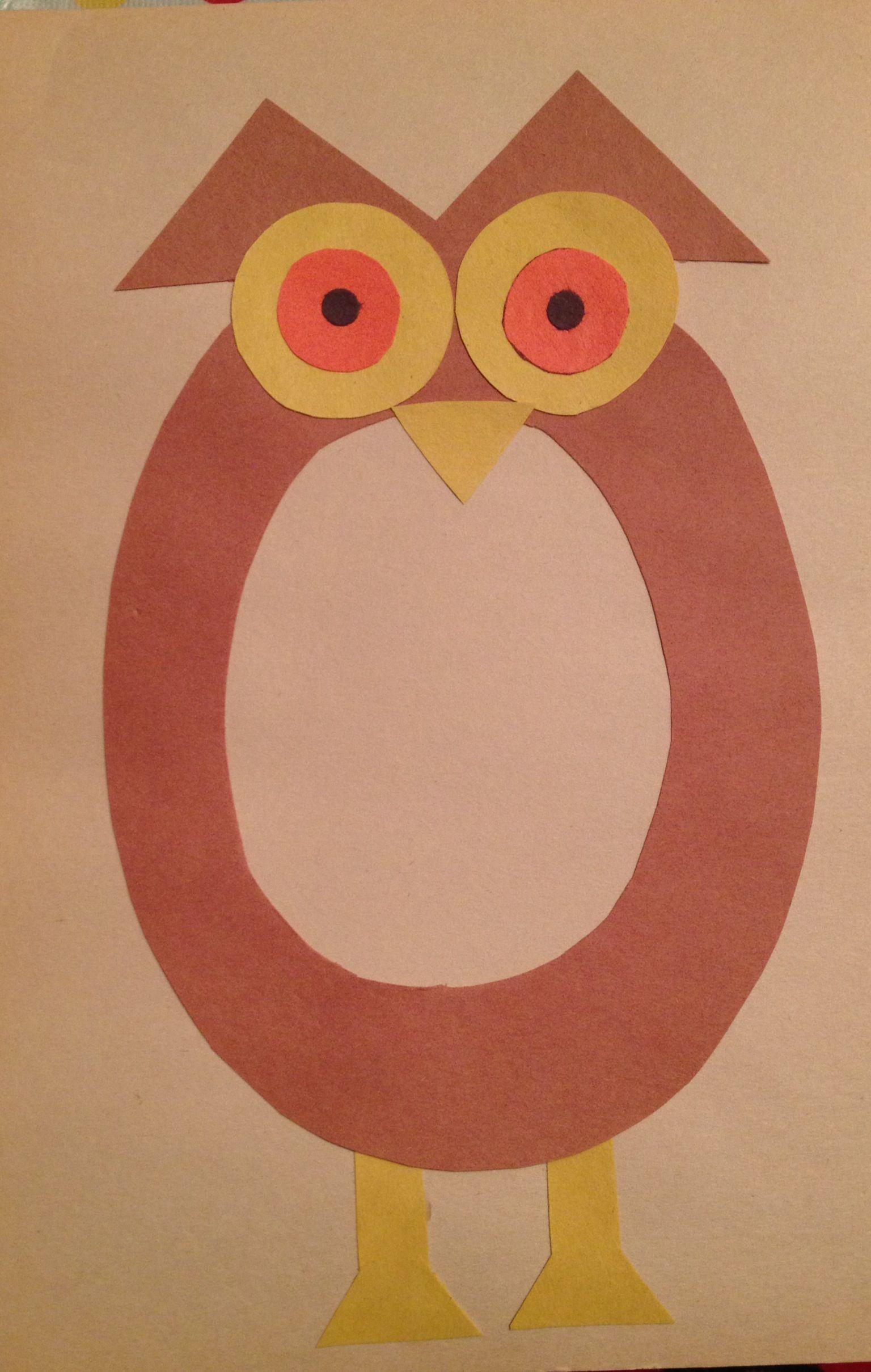Preschool letter O craft | Preschool Letter Crafts | Preschool