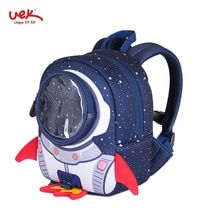 bd447df0da57 UEK Brand Anti-lost kids Bag Kindergarten Kids Baby Backpack Boys School  Bags For Girls