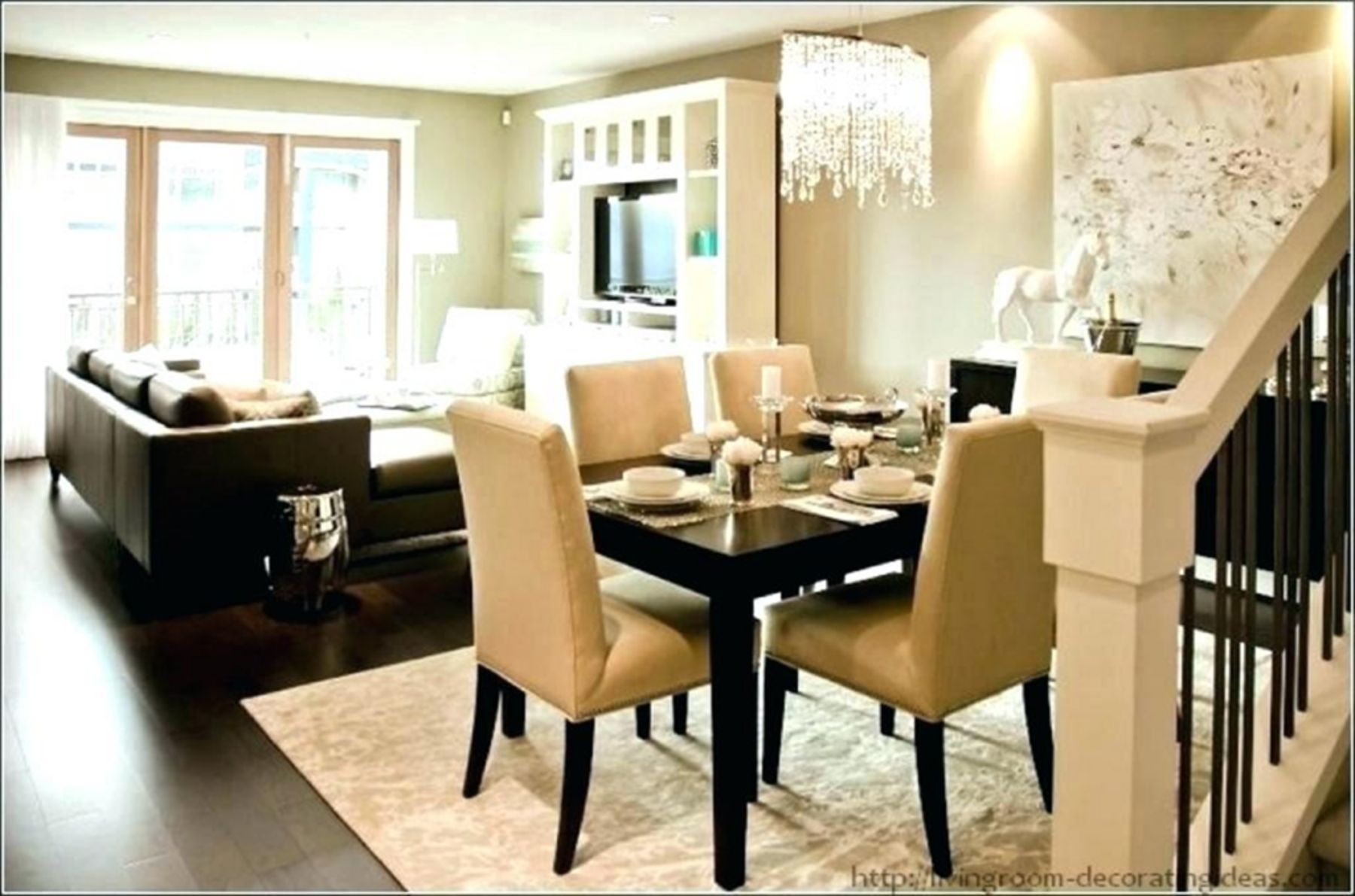 Outstanding 12 Incredible Dining Room Design And Decoration Ideas For Tiny House Inspiratio Living Room Dining Room Combo Living Dining Combo Dining Room Small