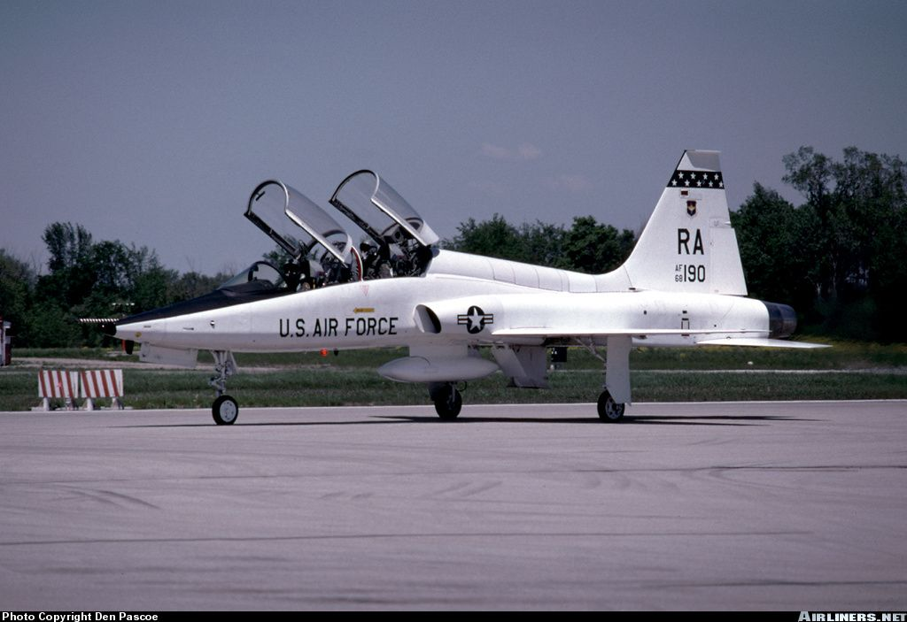 Northrop T-38A Talon aircraft picture