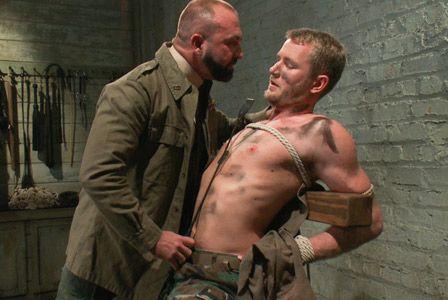 torture Gay soldier