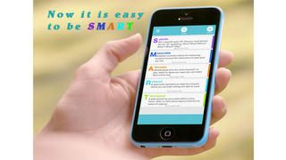 Mikhail Nikonorov | Productivity | iPhone | Be S.M.A.R.T. $0.00 | ver.4.1| $1.99 | What helps people achieve their goals? Yes, the right goal setting!  How to set the goal in right way? Its  simple! Use the most well known system in ...