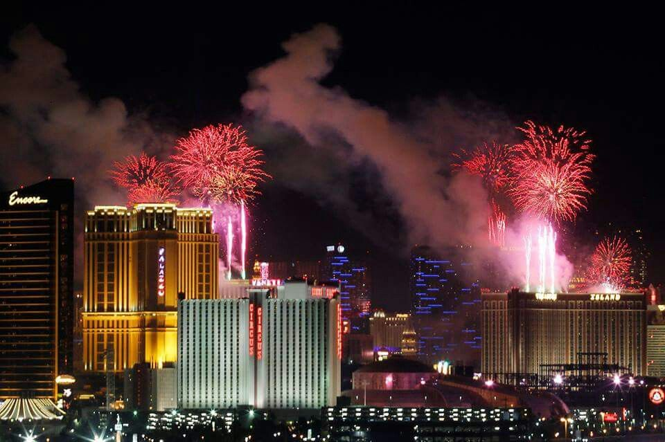 from las vegas journal happy new year