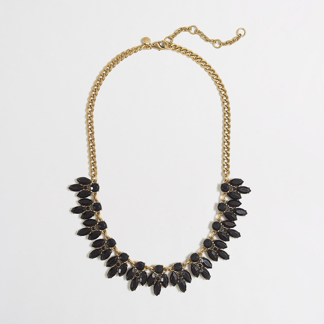 Factory crystal drops necklace necklaces jcrew factory