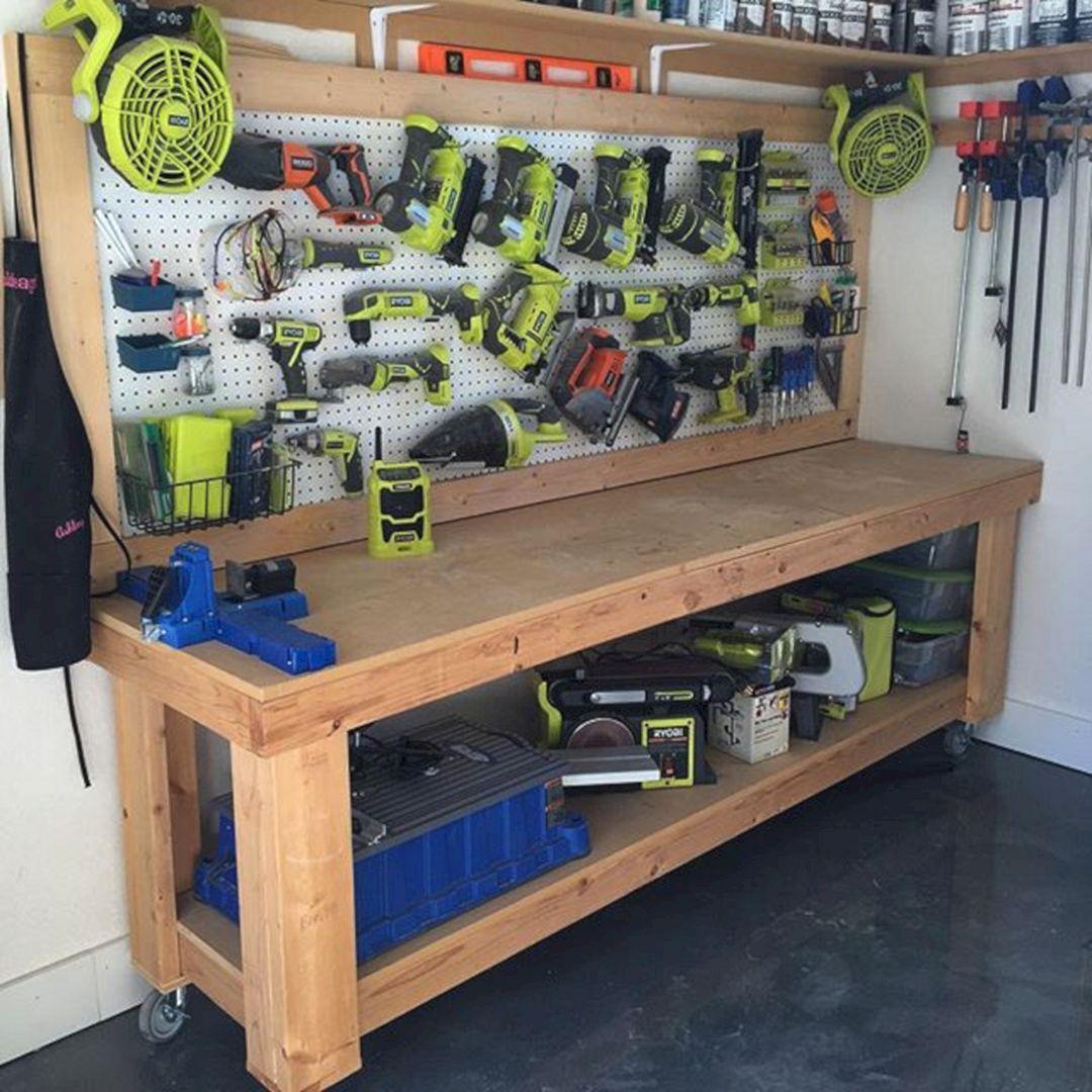 Good Ideas About Garage Workbench No 12 Decoredo Garage Work
