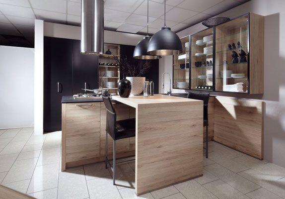 cuisine design Toulouse esprit loft et industriel schroder Kuchen ...