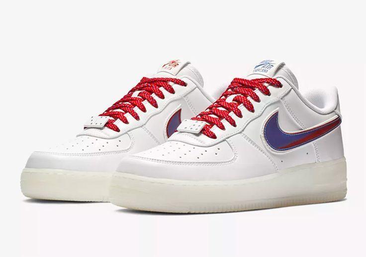 Nike Air Force 1 Mens size 15 AF1 De Lo Mio Dominican Republic BQ8448 100