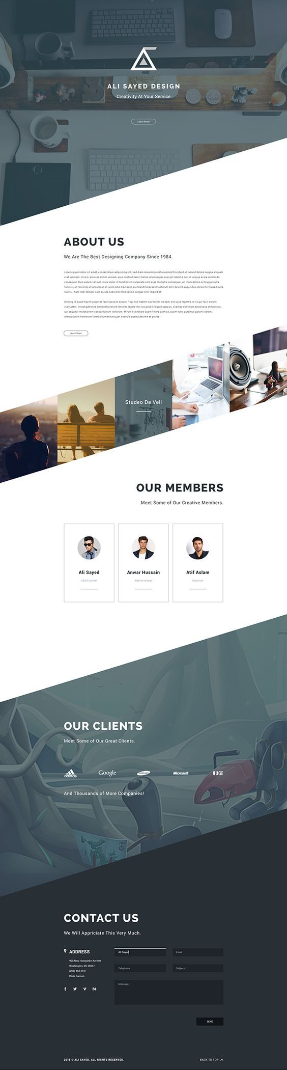 Website Design Inspiration Tips You Can Use When Designing Your Site For More Information Visit Image L Web Template Design Web Layout Design Web Design