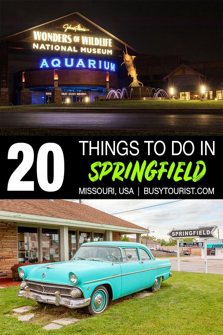 20 Best & Fun Things To Do In Springfield Missouri ...