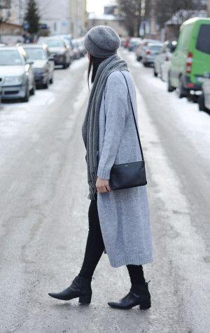 Outfit: Der vergessene Cardigan