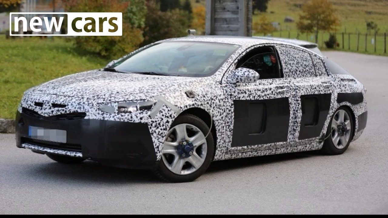 2017 opel insignia grand sport opel engineers are out for General motors company profile