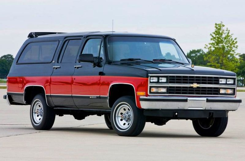 Chevrolet 1991 Suburban Beast Chevrolet Suburban Chevy