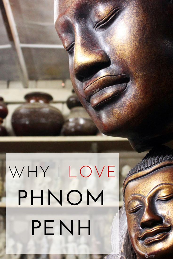 Why I Love Phnom Penh - The Travel Lush - #travel #traveltips #asia #cambodia #phnompenh