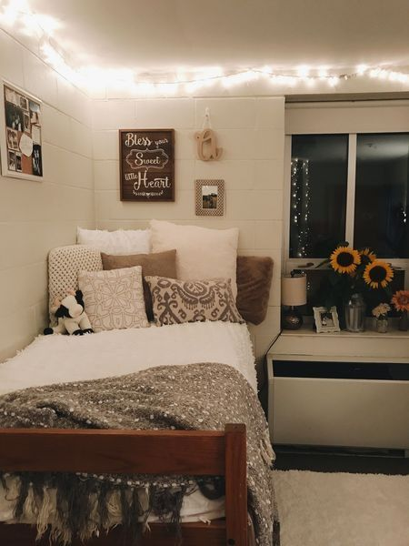 39 Cute Dorm Room Ideas That Your Inspire images