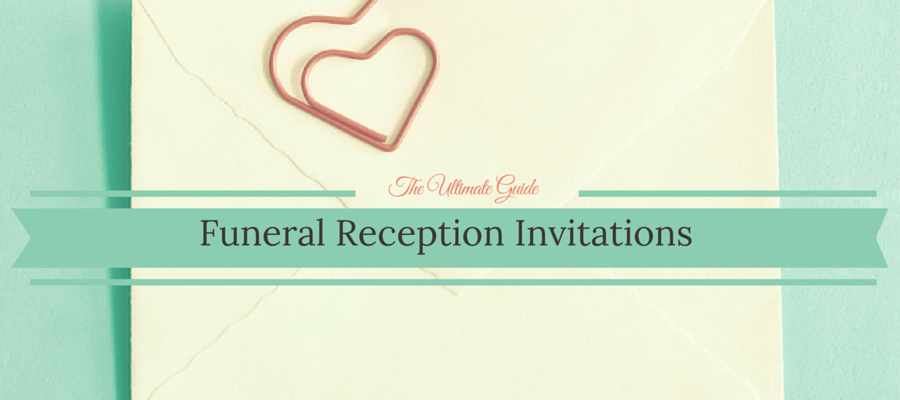 39 Best Funeral Reception Invitations  Invitation For Funeral