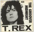T-Rex / Tyrannosaurus Rex The Groover 7 vinyl single record Danish MARC5 EMI #Music #tyrannosaurusrex