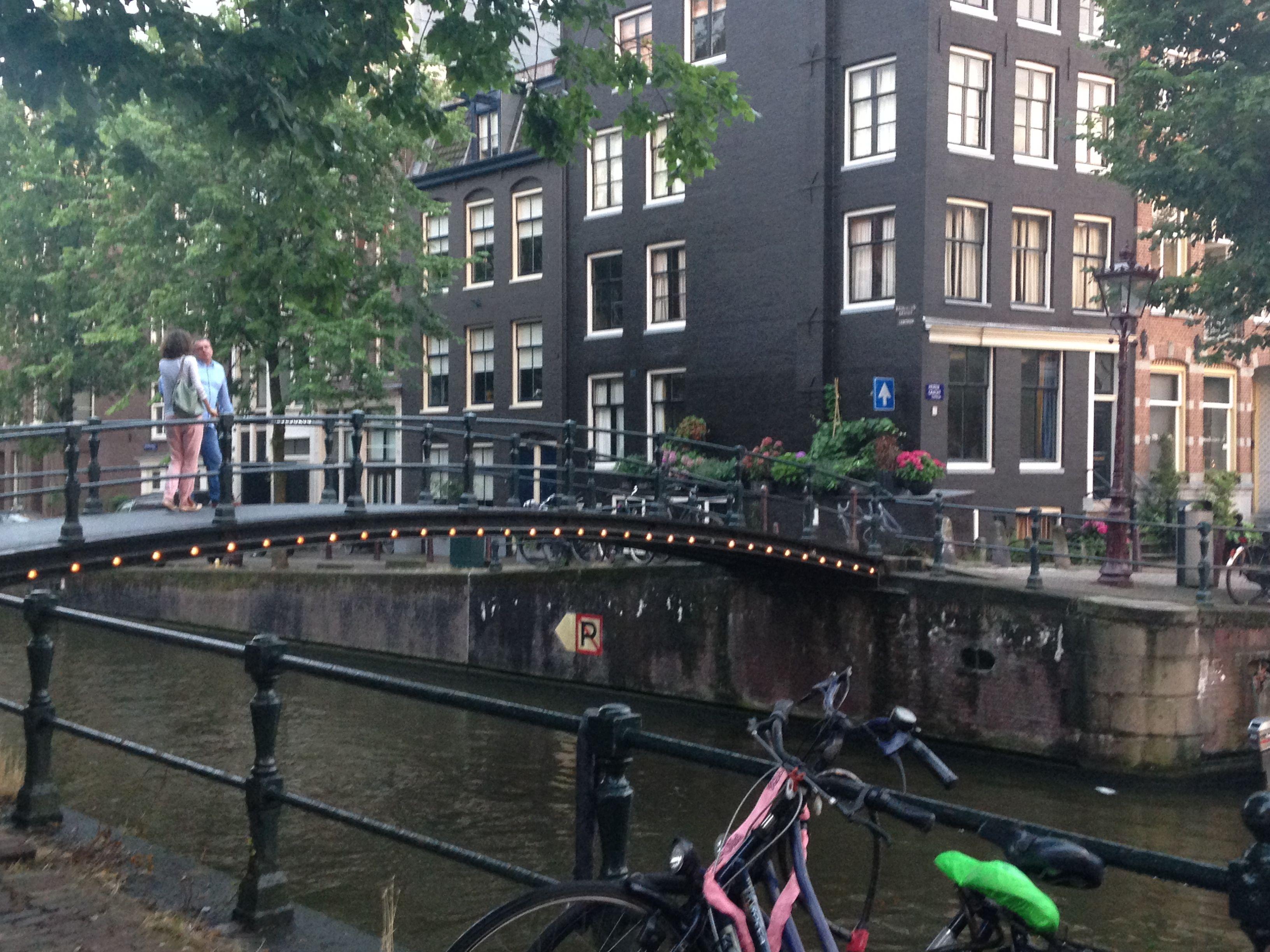 Uitzicht Amsterdam Restaurant