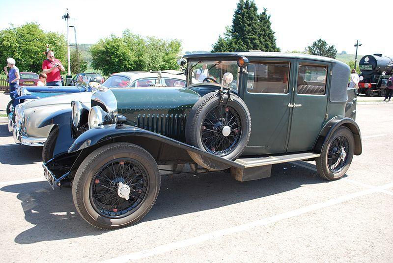 Bentley 4 1/2 Liter