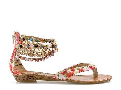 Mix No. 6 Ariel Sandal Flat Sandals Sandal Shop Women's Shoes - DSW