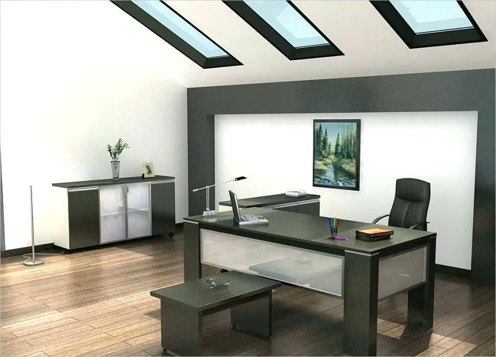 Contemporary Desks Home Office Sleek Decoration Cool Home Office