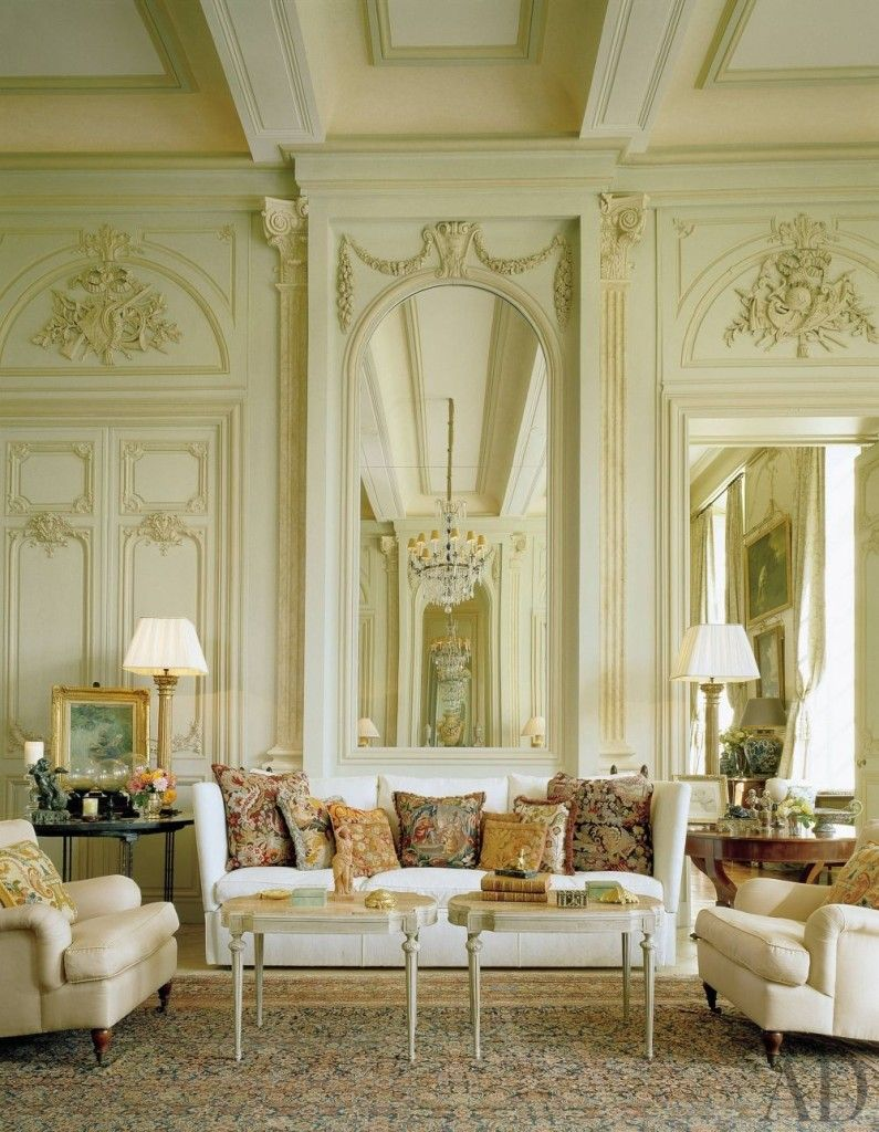 Traditional Victorian Colonial Living Room By Timothy Corrigan With Images: Interior Design Photos, Interior Design, French Style