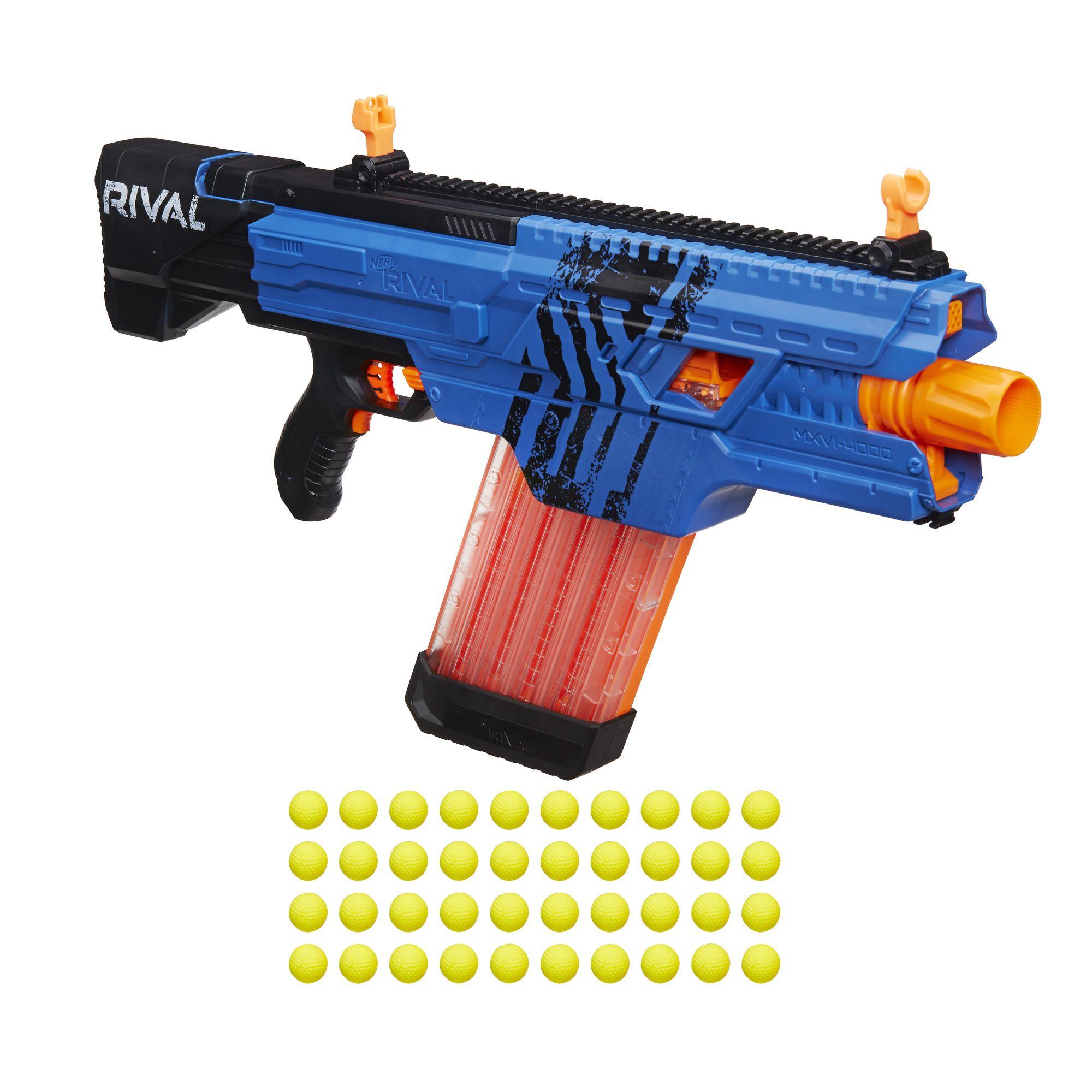 Nerf Rival Khaos Blaster Blue