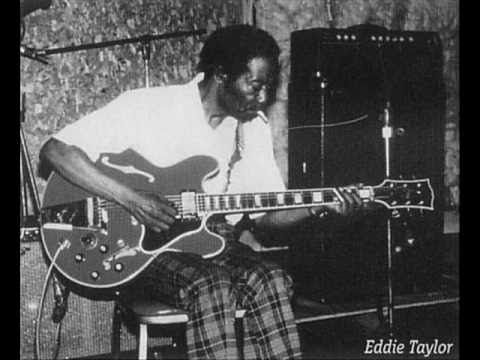 Eddie Taylor Peach Tree Blues Blues Music Classic Blues Blues Guitar