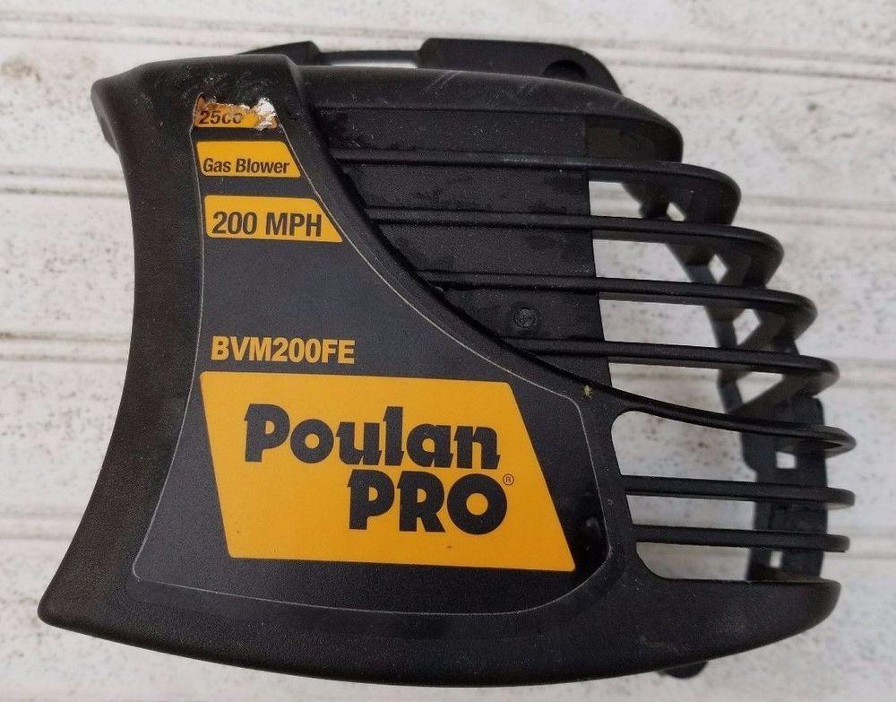 Poulan BVM200FE Blower Engine Shroud Cover 545135806