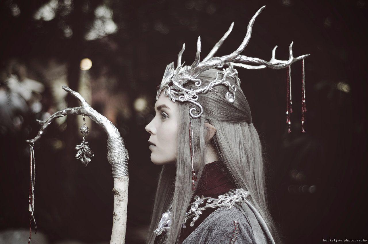 Silmarillion: Elwe by Houkakyou.deviantart.com on @DeviantArt