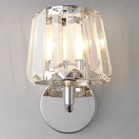 Buy john lewis charm crystal bathroom wall light online at johnlewis buy john lewis charm crystal bathroom wall light online at johnlewis mozeypictures Gallery