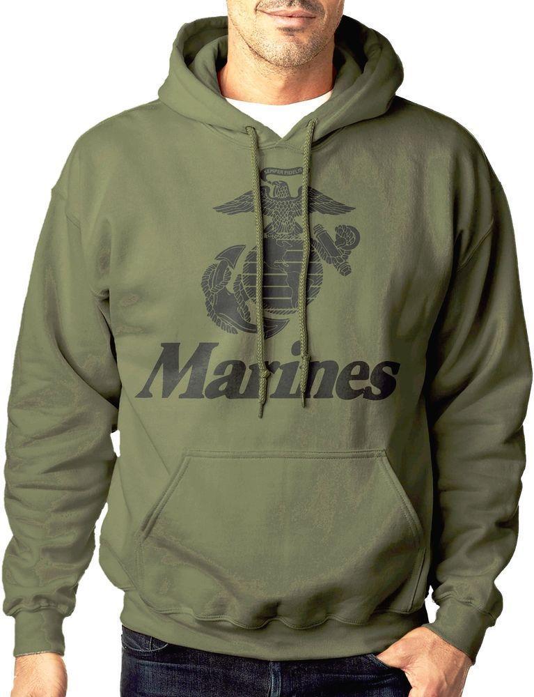 Eagle Globe and Anchor USMC Sweatshirt