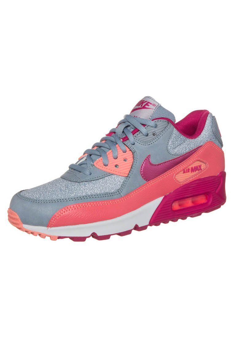 new arrival c8636 df7b6 Nike Sportswear - AIR MAX 90 - Sneakers laag - Rood