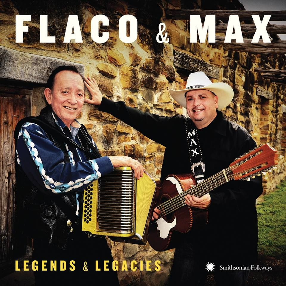 Flaco & Max: Legends & Legacies | Album Cover Tuesdays