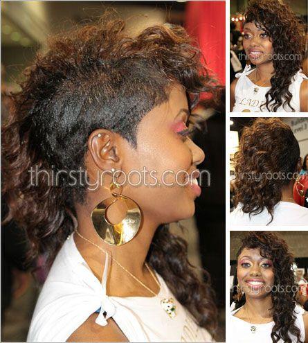 Asymmetrical Haircuts For Black Women Womens Hairstyles Short Hair Styles Hair Styles