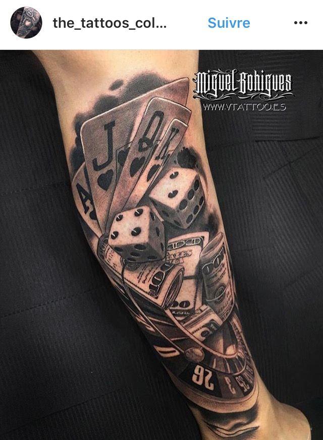 Tattoos Casino Designs