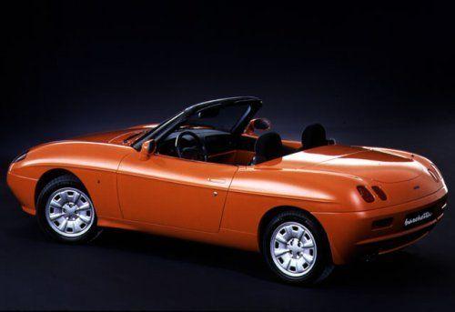 Fiat barchetta original release version 1995