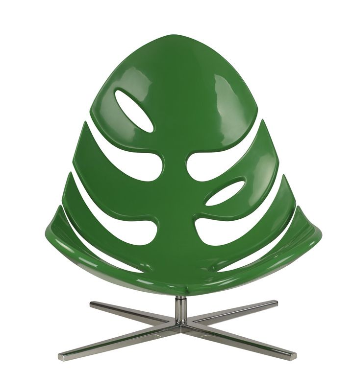 Monstera Lounge Chair By Philip Ahlstrom 03