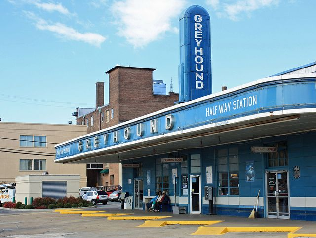 Greyhound Bus Station In Jackson Tn