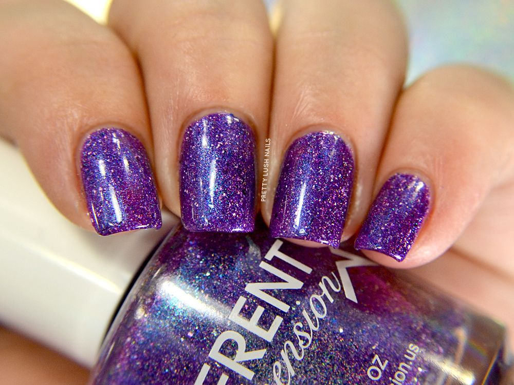 Different Dimension Raindrops on Roses | Pretty Lush Nails ...