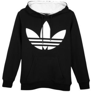 mens adidas originals flock hoody korean artists family vector