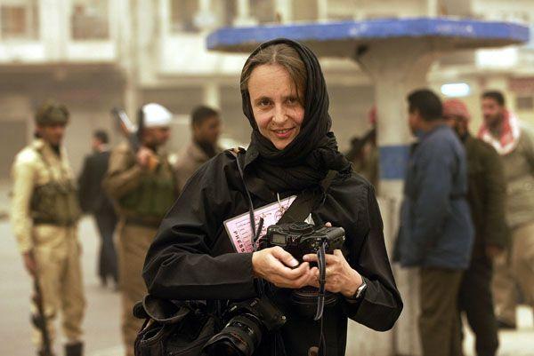 In ricordo di una grande fotografa » fotografie di Alexandra Boulat