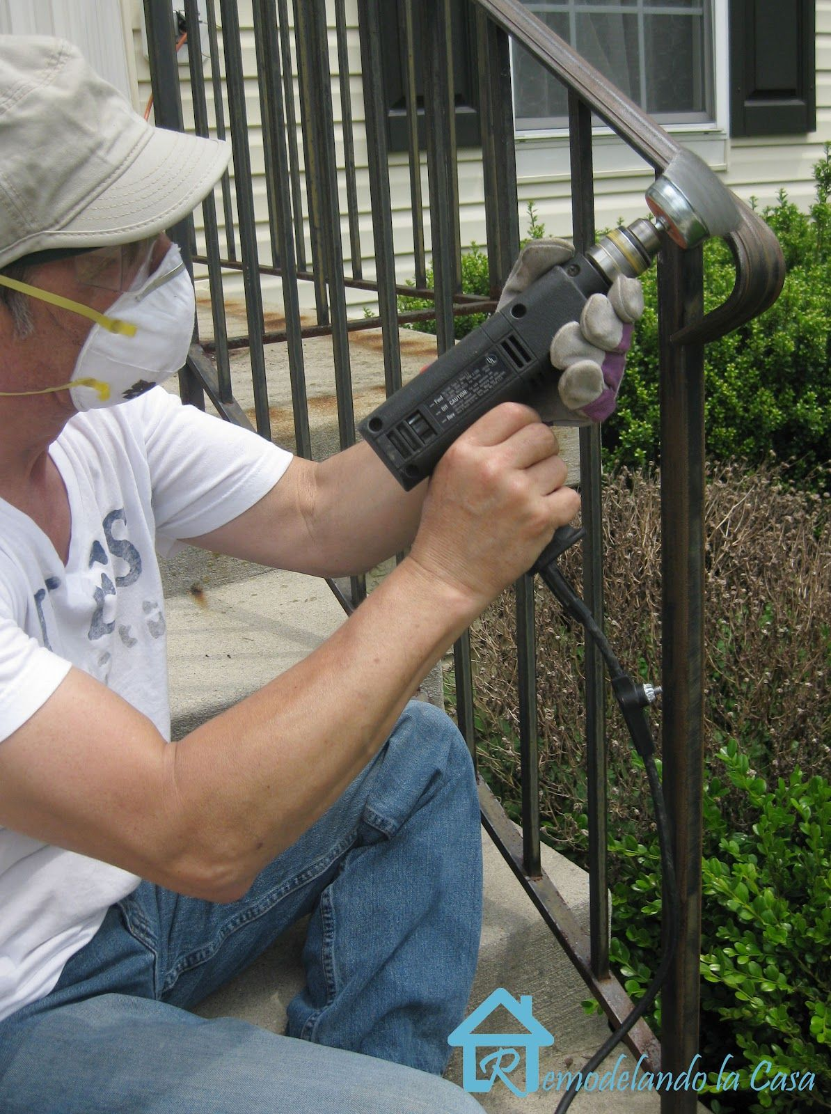 Front Yard Care And How To Remove Rust From Metal How To Remove