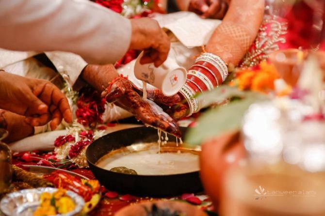 Matchmaking für die Ehe in Tamil