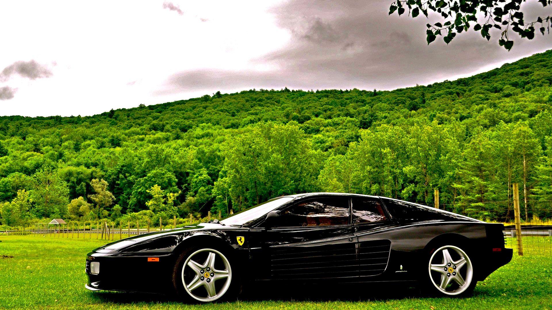 Ferrari Ferrari Testarossa Ferrari Car Ferrari Wallpaper
