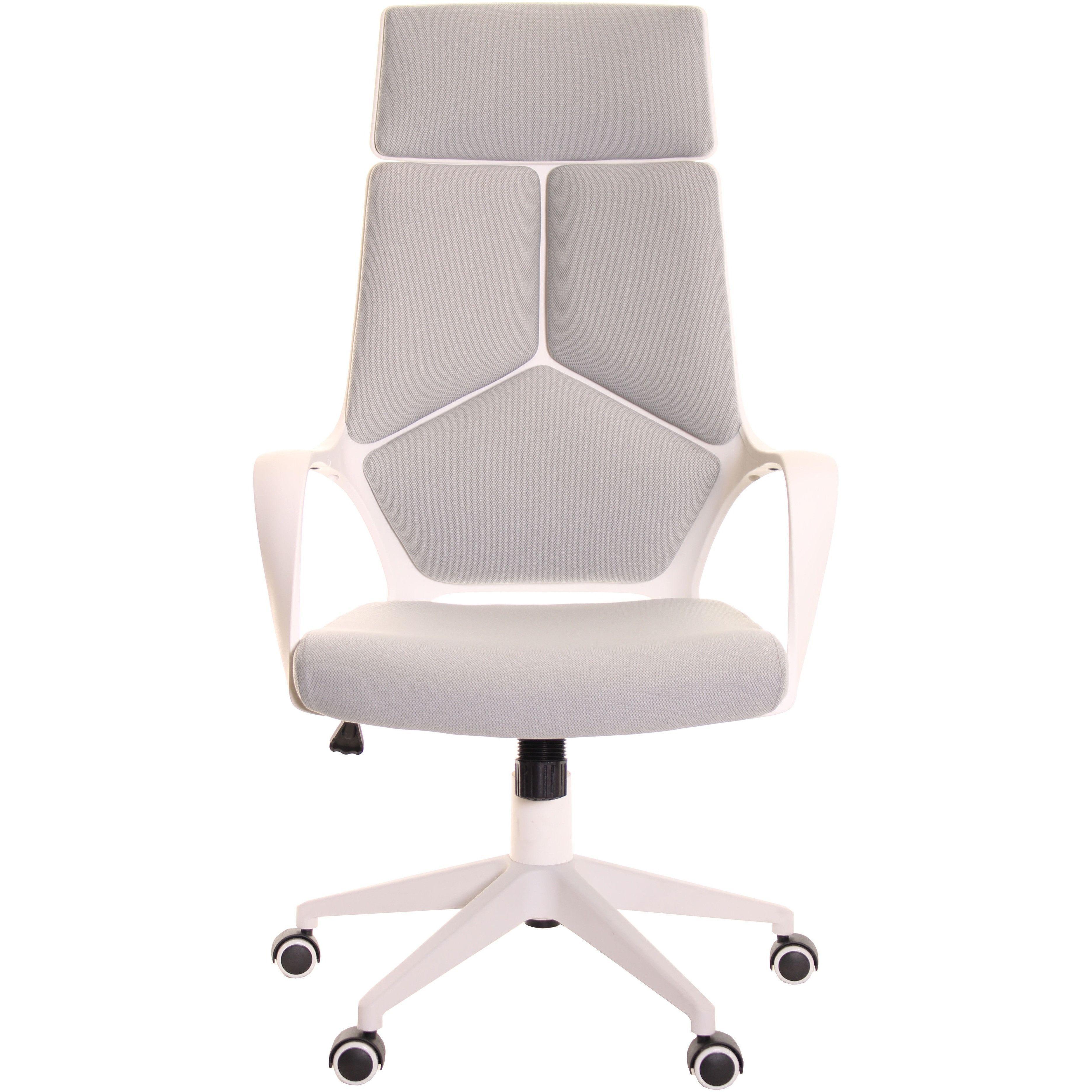 white ergonomic office chairs. Modern Ergonomic Office Chair Grey White By TimeOffice #ergonomicofficechairfurniture Chairs M