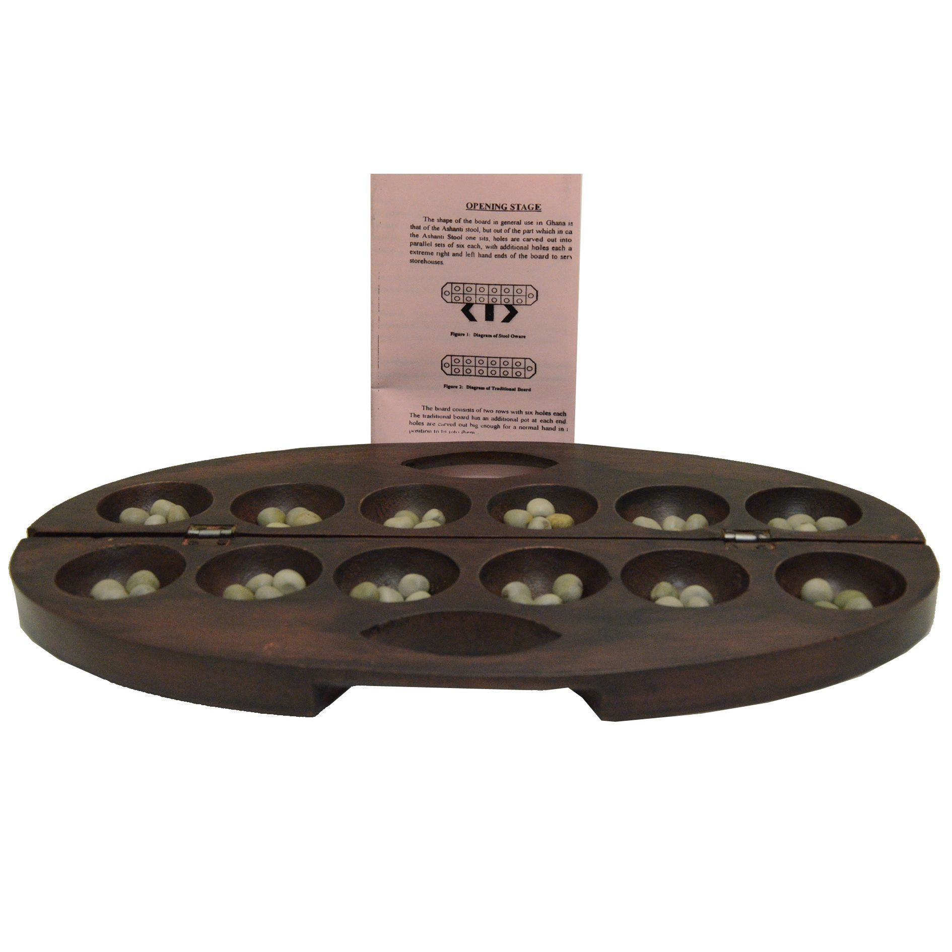 Play The Time Honored African Game Of Oware Also Known As Mancala