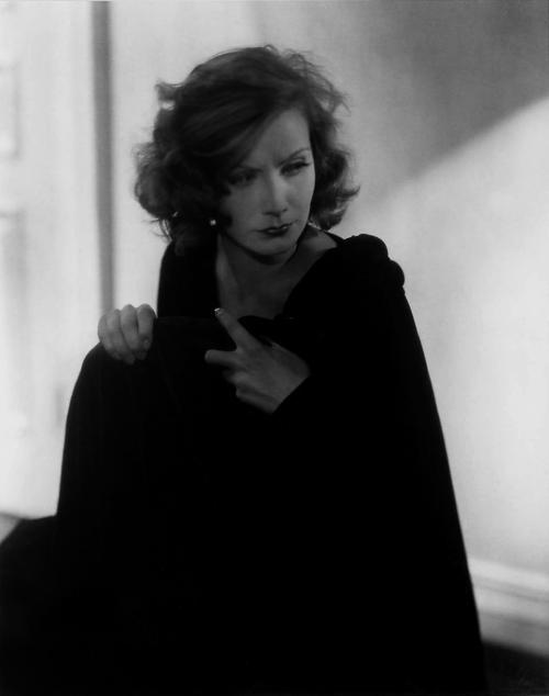 Edward Steichen: Greta Garbo, Hollywood, 1928